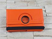 Dedykowany pokrowiec do tabletu Samsung Galaxy Tab 3 8″ – pomarańczowy, obrotowy, dopasowany