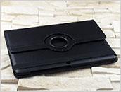 Dedykowany pokrowiec do tabletu Samsung Galaxy Note Pro 12.2 – czarny, obrotowy, dopasowany