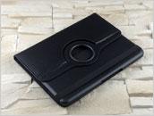 Dedykowany pokrowiec do tabletu Samsung Galaxy Tab 4 10.1 – czarny, obrotowy, dopasowany