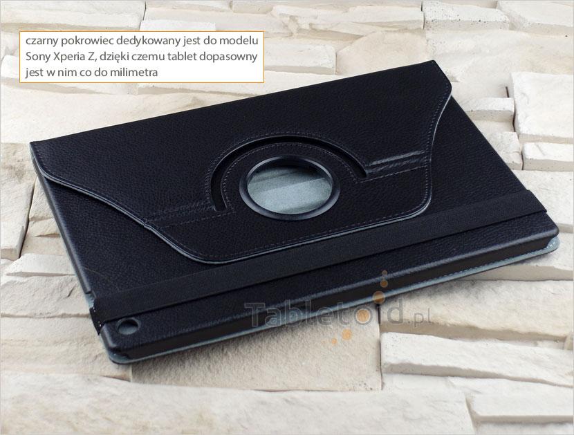etui do tabeltu Xperia Sony Z