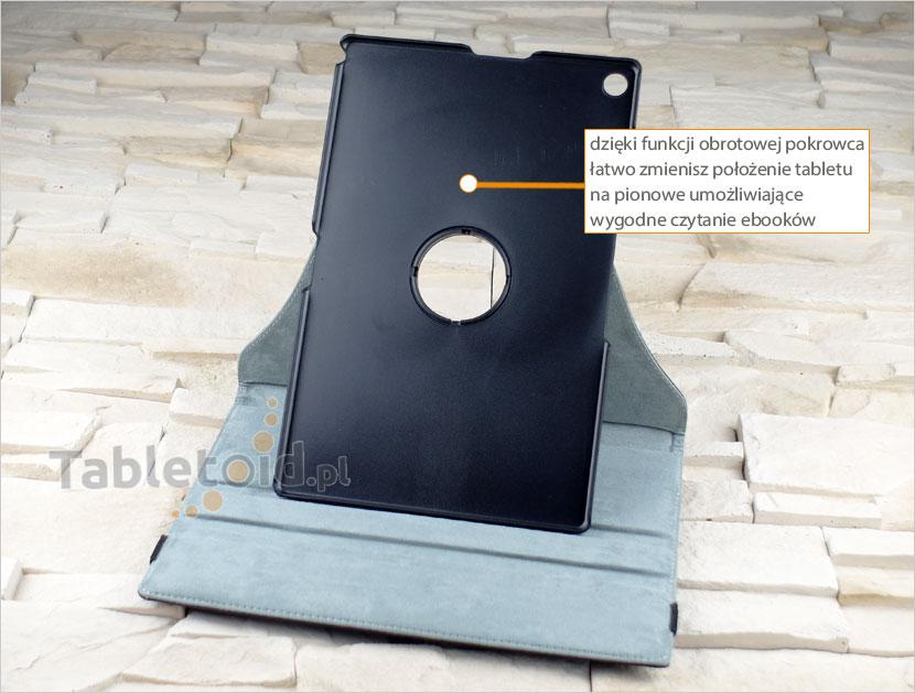 funkcja rotary etui do tabletu