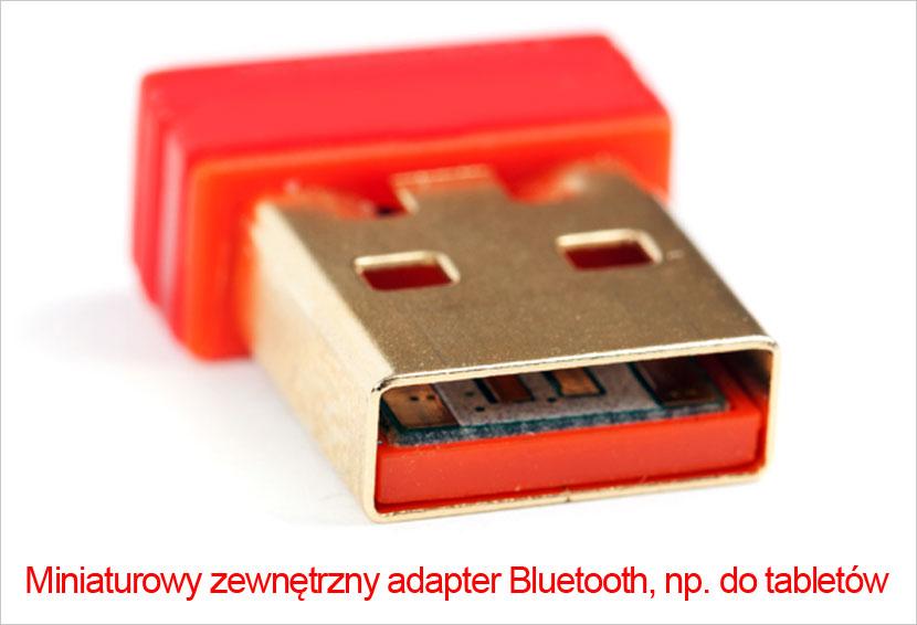 Adapter Bluetooth do tabletów