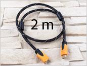 Kabel HDMI->HDMI - PREMIUM 2m