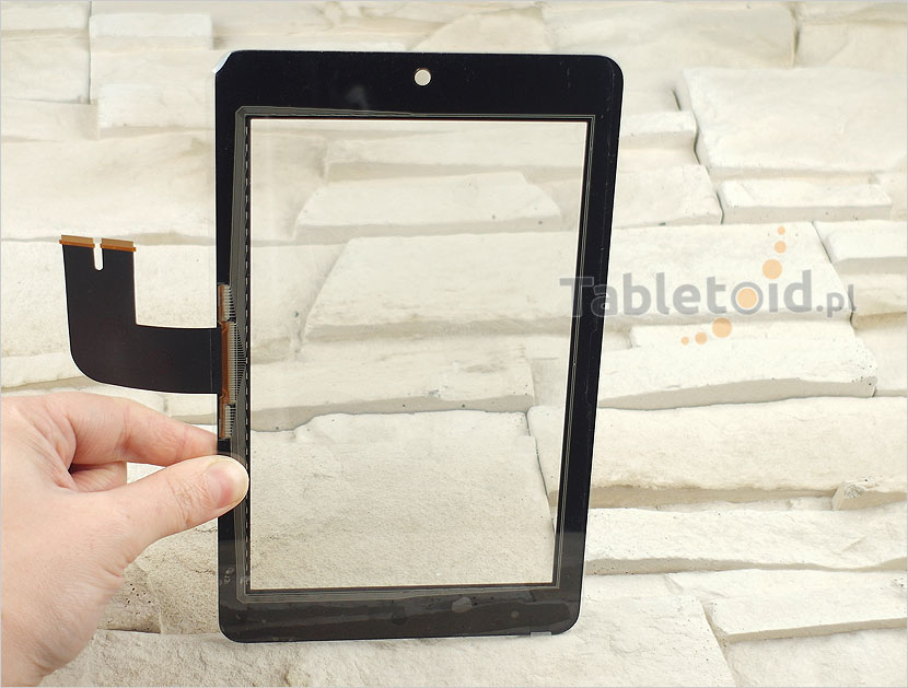 szybka do tabletu Asus MemoPad HD 7 ME173