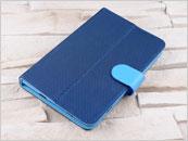 Niebieskie etui do tabletu 7.0