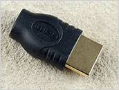 Przejście: wtyk HDMI -> gniazdo micro HDMI do tabletu
