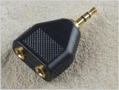 Rozdzielacz mini-jack 3,5 mm