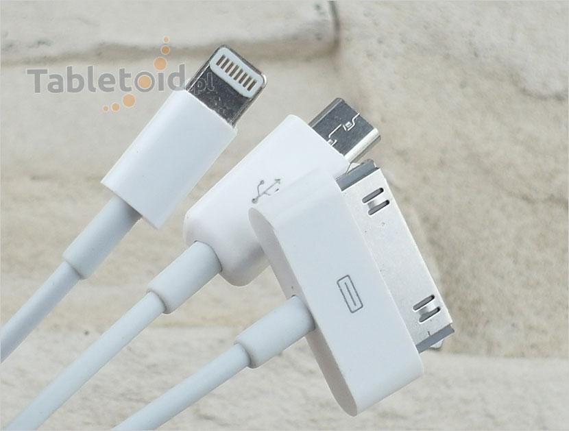 przejściówka iPad - duże USB
