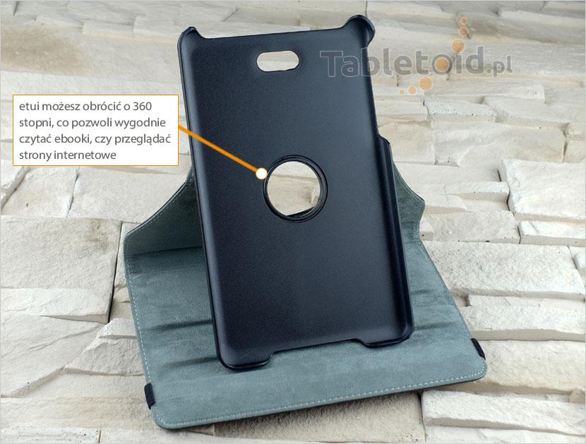 dedykowany pokrowiec do tabletu Dell Venue 8 Pro 3845