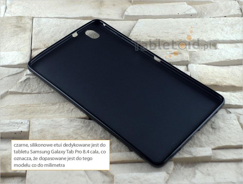 silikonowy pokrowiec do Samsung Galaxy Tab Pro 8.4