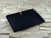 Silikonowy pokrowiec do Samsung Galaxy Tab Pro 10.1 – czarny, dopasowany