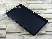 Silikonowy pokrowiec do tabletu Samsung Galaxy Tab Pro 8.4 – czarny, obrotowy, dopasowany
