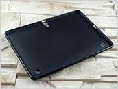 Silikonowy pokrowiec do tabletu Samsung Galaxy Tab S 10.5 – czarny, obrotowy, dopasowany