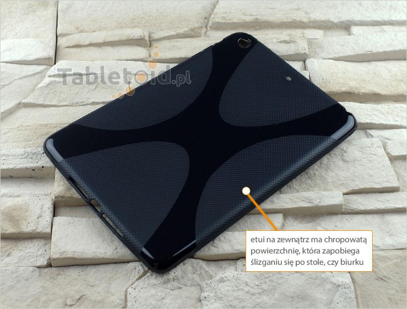 silikonowe etui do tabletu iPad mini 1 2 3