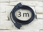 Przedłużka kabelka USB 3m