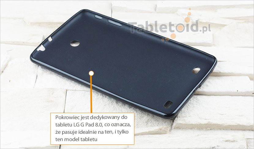 Pokrowiec na tableta LG G Pad 8.0 V490