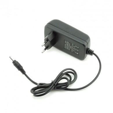 Ładowarka sieciowa do tabletu 12 V 1,5 A (1500 mA) - wtyk 3,0 mm