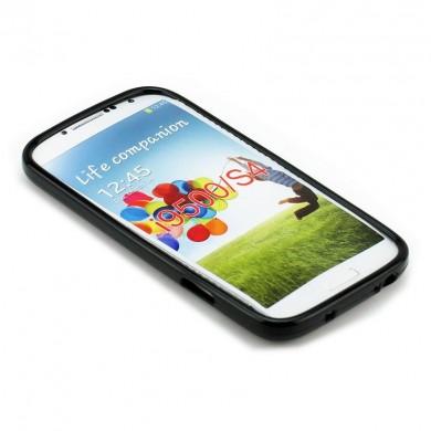 Elastyczne etui na telefon Samsung Galaxy i9500 S 4