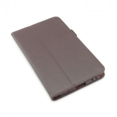 Dedykowane etui książkowe do tabletu HP Slate 7 - brązowe