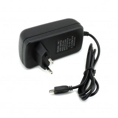 Ładowarka sieciowa do tabletu 5V 3A (3000mA) – micro USB