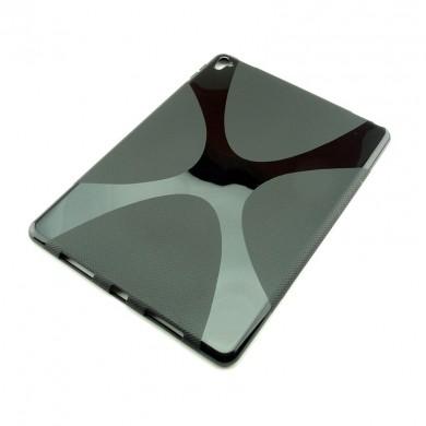 CZARNE elastyczne etui do tabletu Apple Pro 9,7 cala