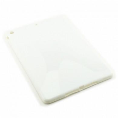 Etui do tabletu Apple iPad Air – Dedykowane, silikonowe, gumowe, dopasowane, plecki, pokrowiec