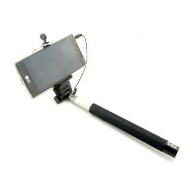 Monopod - kijek do selfie na wtyk mini-jack 3,5 mm