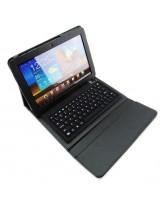 Pokrowiec z klawiaturą na bluetooth do tabletu Samsung  Galaxy Tab 1, 2 (P7510, P7500, P5100)