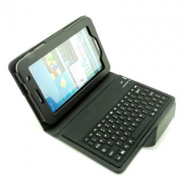 Pokrowiec z klawiaturą na bluetooth do tabletu Galaxy Tab 2 - 7cali (P3100, P6200)