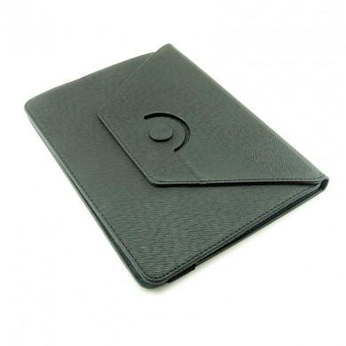 Uniwersalne etui obrotowe na tablet 9-10.1 cala -czarny