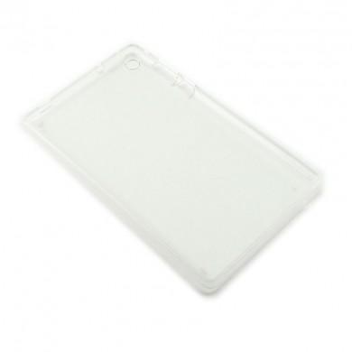 Etui na tablet Lenovo Tab 3 (730M / 730F) 7 cali - przezroczyste, elastyczne