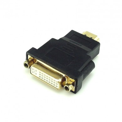 Adapter: HDMI (wtyk) - DVI (wtyk) do tabletu