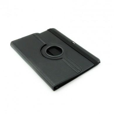 Dedykowane etui do tabletu Samsung Galaxy Tab 4 10.1 (T530, T531, T535) – czarne, obrotowe, dopasowane