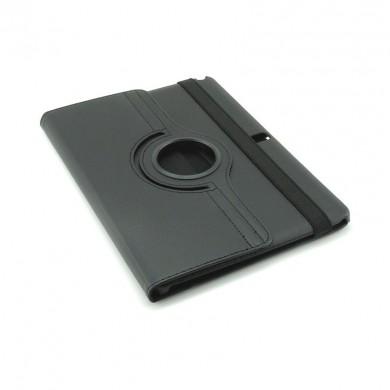Dedykowane etui do tabletu Samsung Galaxy Note 10.1 (P600) – czarne, obrotowe, dopasowane