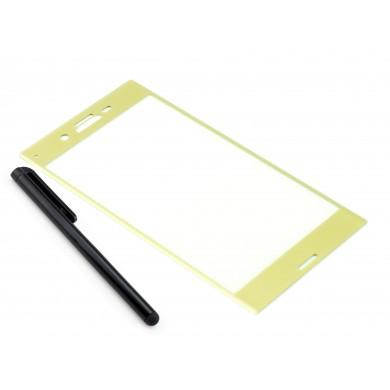 Zaokrąglone szkło hartowane 3D do telefonu Sony Xperia XZ F8331