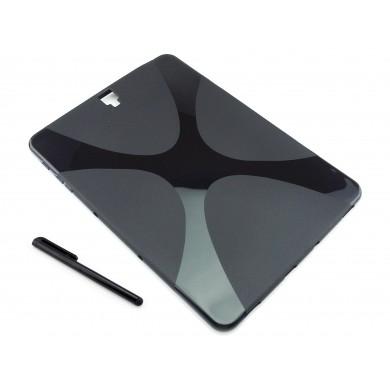 CZARNE etui elastyczne (plecki) na tablet Samsung Galaxy Tab S3 9.7 cala T820 T825