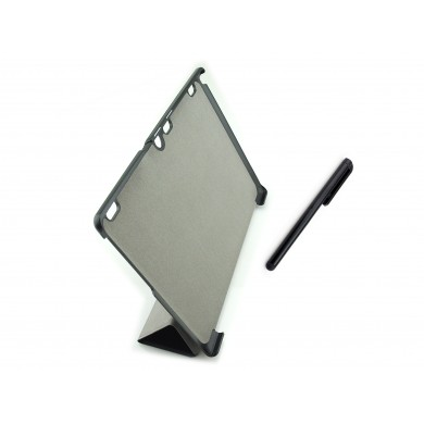CZARNE etui książkowe na tablet Lenovo TAB3 10 Plus TB3-X70L
