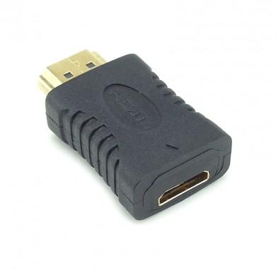 Przejście: wtyk HDMI - gniazdo mini HDMI do tabletu