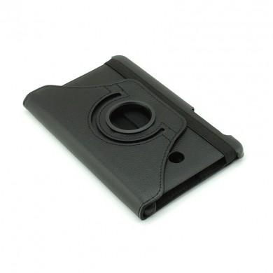 Dedykowane etui do tabletu Asus Fonepad 7.0 (ME175CG) – czarne, obrotowe, dopasowane