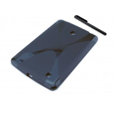 Pokrowiec elastyczny (plecki) do tabletu LG G Pad F 7 cali LK430