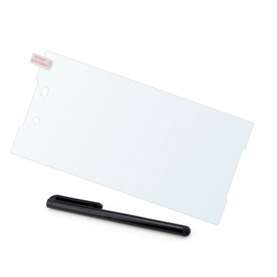 Szkło hartowane na telefon Sony Xperia Z5+ (tempered glass) + GRATISY