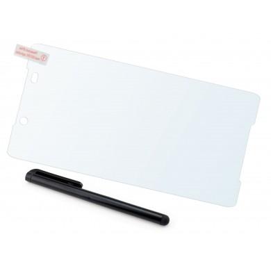 Szkło hartowane na telefon Sony Xperia Z5 (tempered glass) + GRATISY