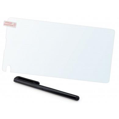 Szkło hartowane na telefon Sony Xperia Z2 mini (tempered glass) + GRATISY