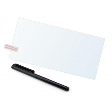 Szkło hartowane na telefon Sony Xperia Z1 (tempered glass) + GRATISY