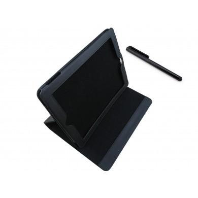 Dedykowane etui do tabletu Apple iPad 2, 3, 4 – czarne, dopasowane