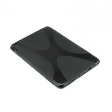 Dedykowane, silikonowe etui (plecki) do tabletu Apple iPad mini – czarne, dopasowane