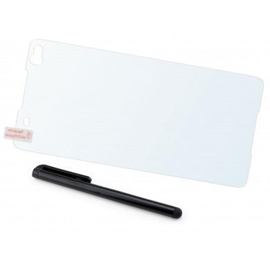 Szkło hartowane na telefon Sony Xperia C5 Ultra (tempered glass) + GRATISY