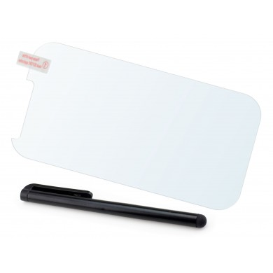 Szkło hartowane na telefon LG G2 Mini D620 (tempered glass) + GRATISY