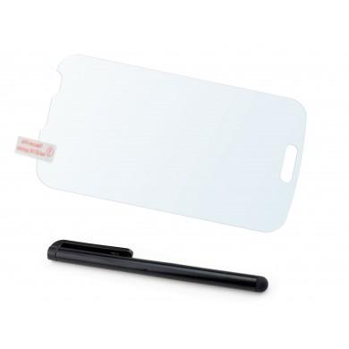 Szkło hartowane na telefon LG L80 D373 (tempered glass) + GRATISY