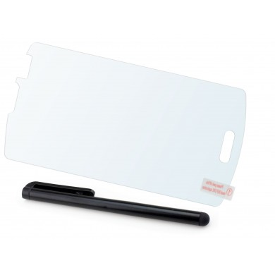 Szkło hartowane na telefon LG F70 (tempered glass) + GRATISY